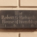 The original founders - Mr & Mrs Richards
