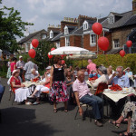 A garden party to celebrate our 40th anniversary
