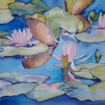 Wakehurst Lili Pond