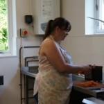 Rachel our Kitchen Assistant
